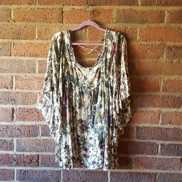 """Free People Dresses & Skirts - FREE PEOPLE Spring🌹 Boho """"Heart of Gold"""" Dress"""
